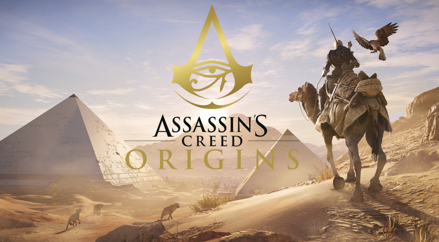 Banner_Assassins Creed Origins_preorder
